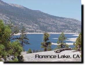 Florence Lake California